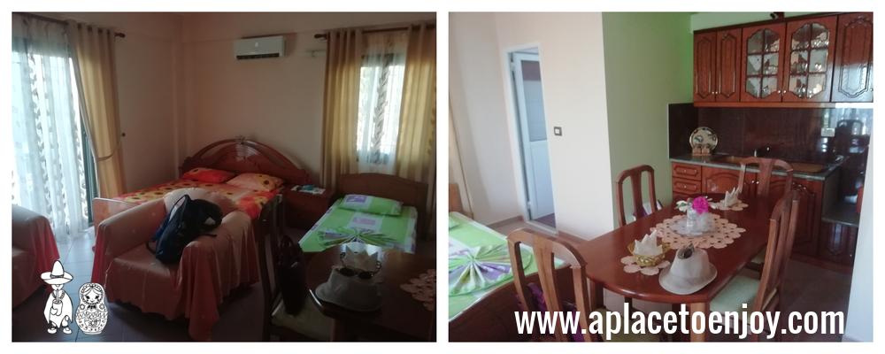 Apartment in Ksamil Albania