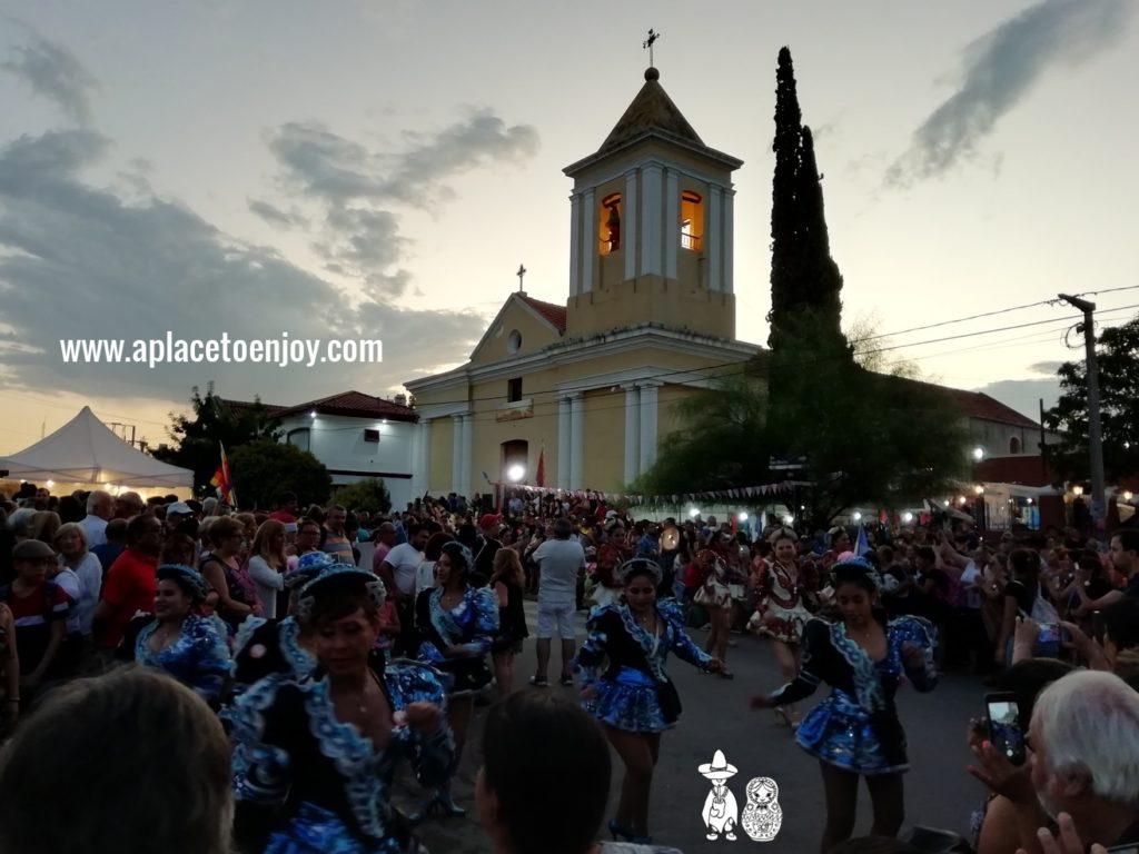 Cosquin Parade 2020, Parroquia Nuestra Señora del Rosario