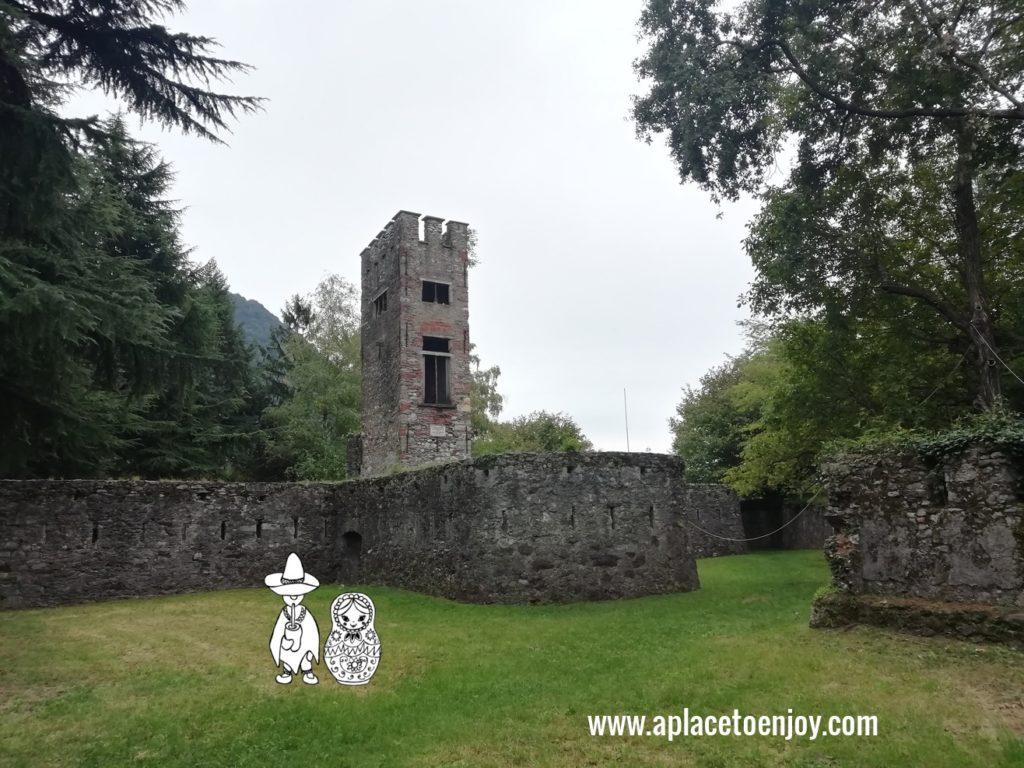 Forte Castello, Laveno-Mombello, Italy