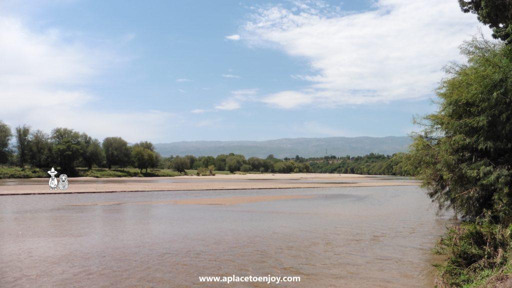 Река Лос Саусес, Ноно, Кордова, Аргентина
