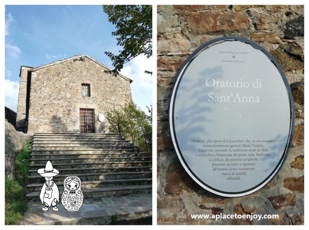Saint Anna's chapel