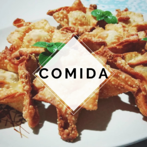 A Place to Enjoy: Comida