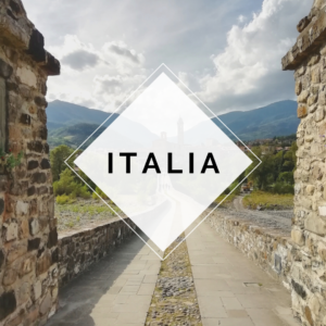 A Place to Enjoy: Italia
